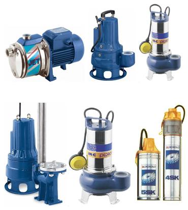 Venta mantenimiento reparaci n y alquiler de todo tipo y for Alquiler de bombas de agua